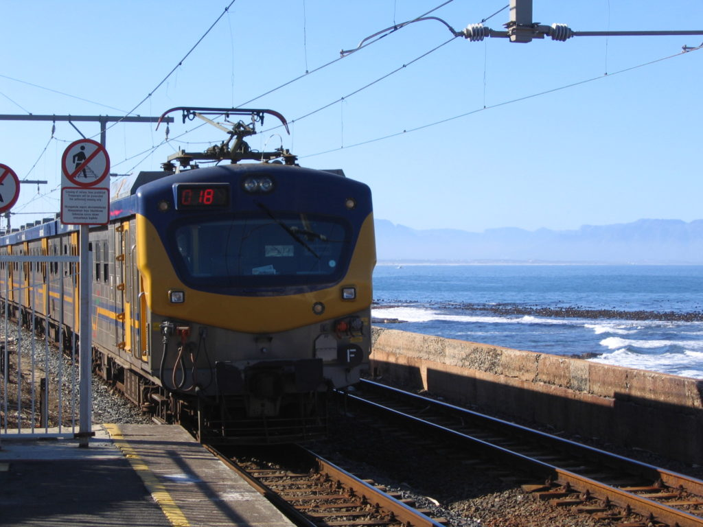 When you think about it, SA's public transport system isn't that bad...