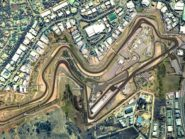 Kyalami's new track layout