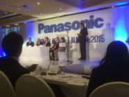 Several executives, some of them seen here during a panel discussion, travelled to SA for the relaunch.