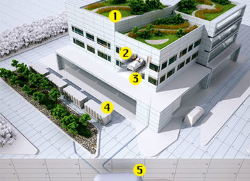 How to build a sustainable hospital
