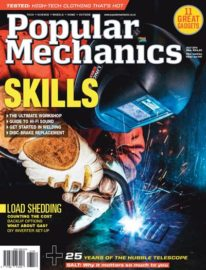 Popular Mechanics July 2015