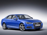 2015 Audi A4.