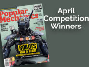 April 2015 Competition Winners