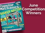 June 2015 Competition Winners