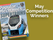 May 2015 Competition Winners