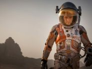Matt Damon plays astronaut Marc Watney in The Martian