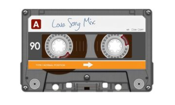 Audiocassette tapes are still alive and well