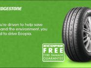 Bridgestone Firestone tyre damage guarantee
