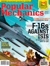 Popular Mechanics January 2016 issue