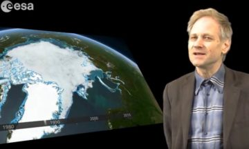 Sea ice as indicator of climate change