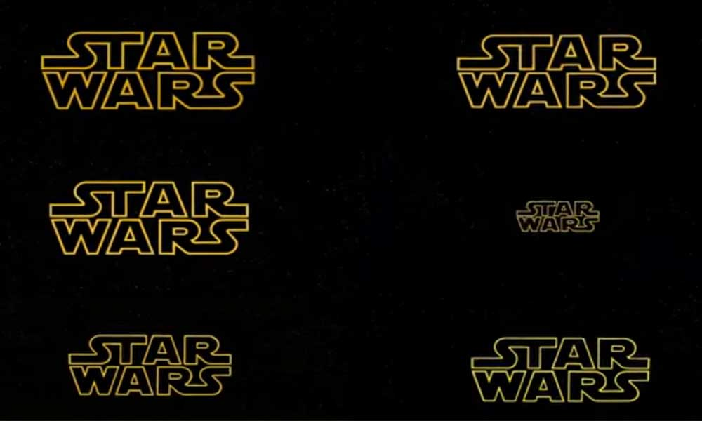 Watch all 6 Star Wars movies at once