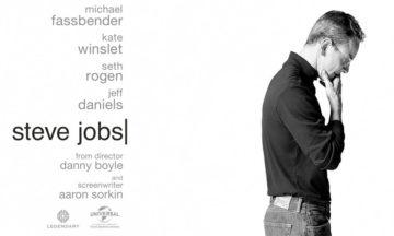 Steve Jobs movie poster - Popular Mechanics