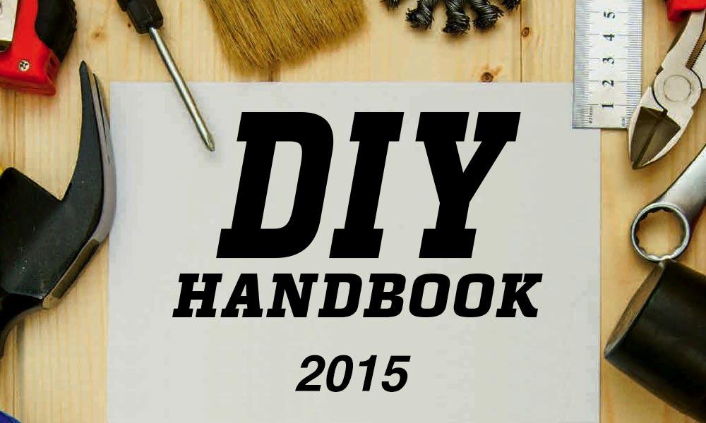 Popular Mechanics DIY Handbook 2015