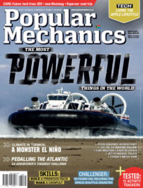 Popular Mechanics March 2016