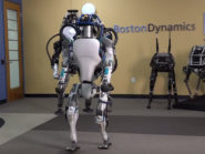 Boston Dynamics bipedal robot, Atlas