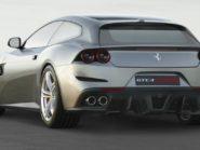 Ferrari GTC4Lusso rear