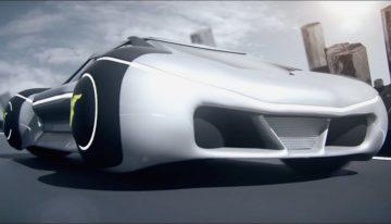 Goodyear's tyres of tomorrow at Geneva Motor Show.