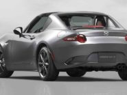Mazda MX-5 RF left rear.