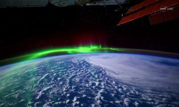 NASA shows Aurora phenomenon in UHD