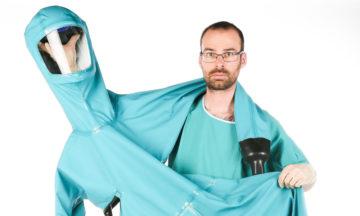 EPFL epidemic suit