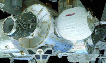 Bigelow Aerospace BEAM - inflatable space habitat