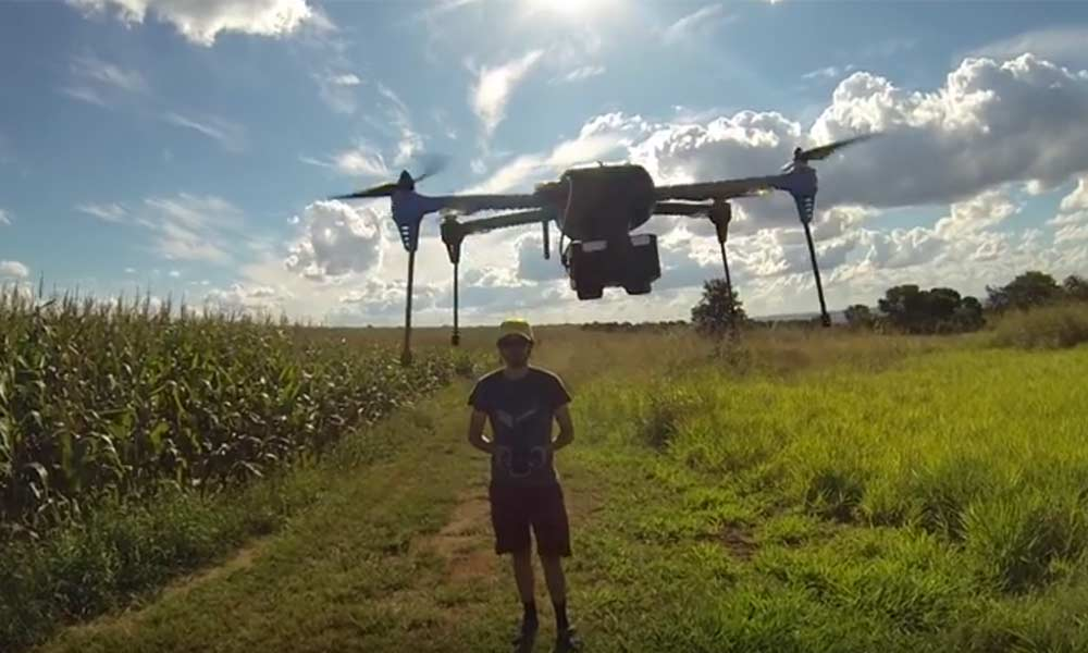 Hyperspectral-imaging-drone-to-aid-farming
