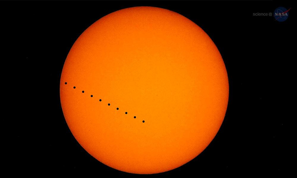 NASA explains Mercury's transit on 9 May 2016