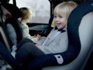 Volvo childseat