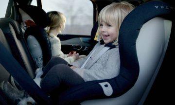 Volvo childseat