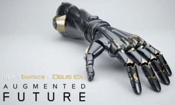 Deus Ex bionic augmentations become a reality
