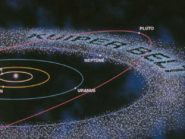 The location of the Kuiper Belt