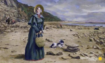 Mary Anning, the princess of palaeontology