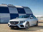 Mercedes-Benz E-Class front view