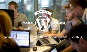WordPress Charity Hackathon: Websites for community upliftment