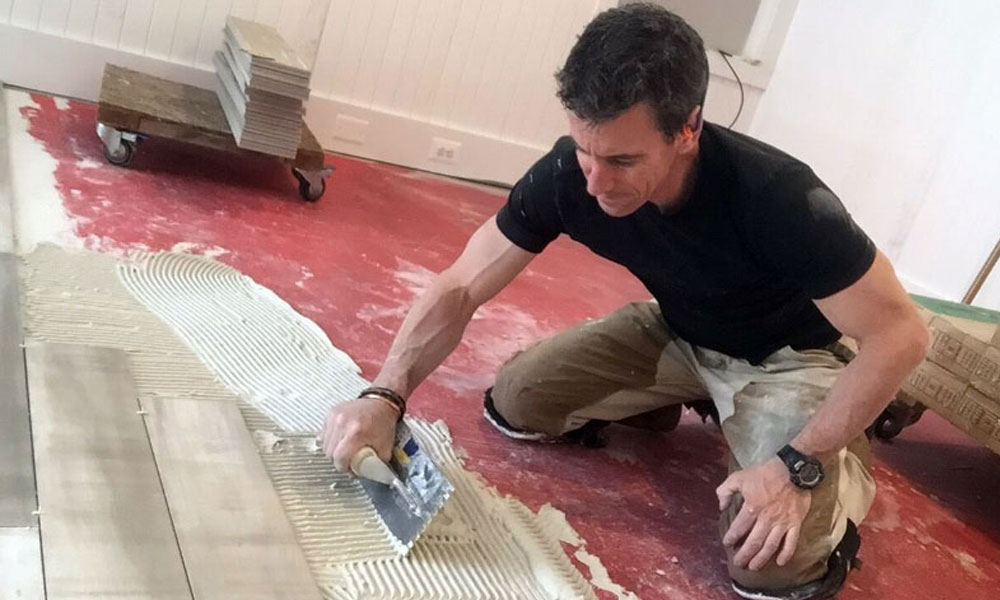 6 tips for laying tiles