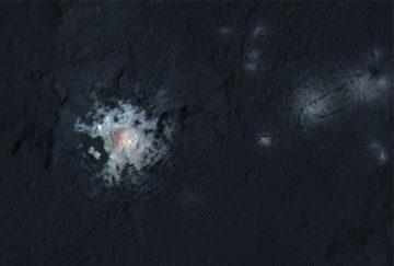 Occator Crater by NASA/JPL-Caltech/UCLA/MPS/DLR/IDA/PSI/LPI