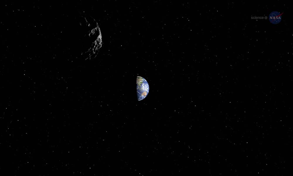 Planetary Defence: keeping us safe from asteroids