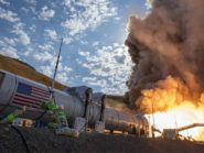 NASA tests booster for Journey to Mars