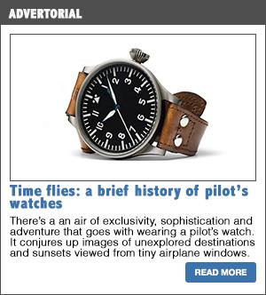 IWC Timezoner Chronograph