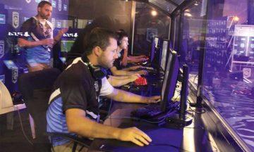 Killshots and keyboards: This is eSports