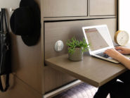 Smart furniture for ultra compact apartments