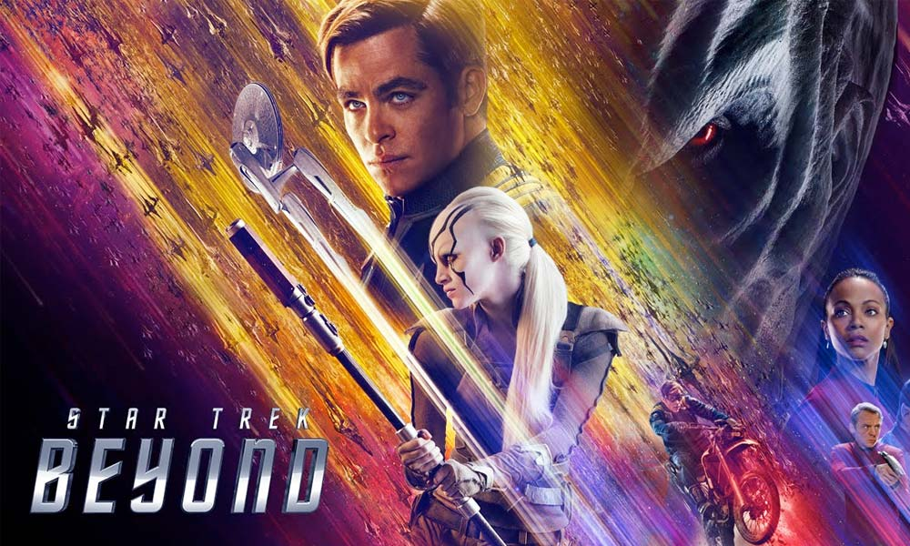 A closer look at the upcoming Star Trek Beyond film