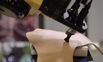 Appropriate Audiences industrial robot tatoos like a pro