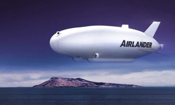 Hybrid Air Vehicles' Airlander 10