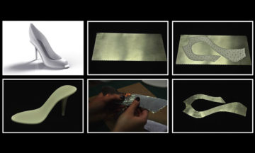 New method allows stiff materials to cover complex shapes