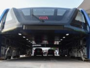 Transit Elevated Bus unveiled in China