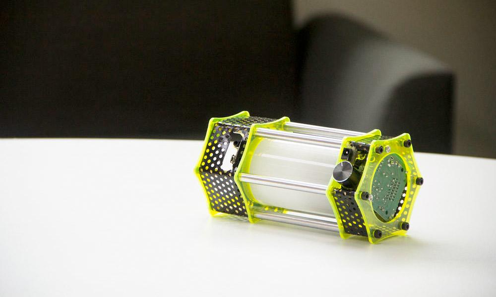 DIY voice-controlled Wi-Fi speaker