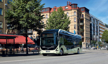 Gothenburg's ElectriCity project has been testing all-electric buses as a sustainable, low-emission public transport solution.