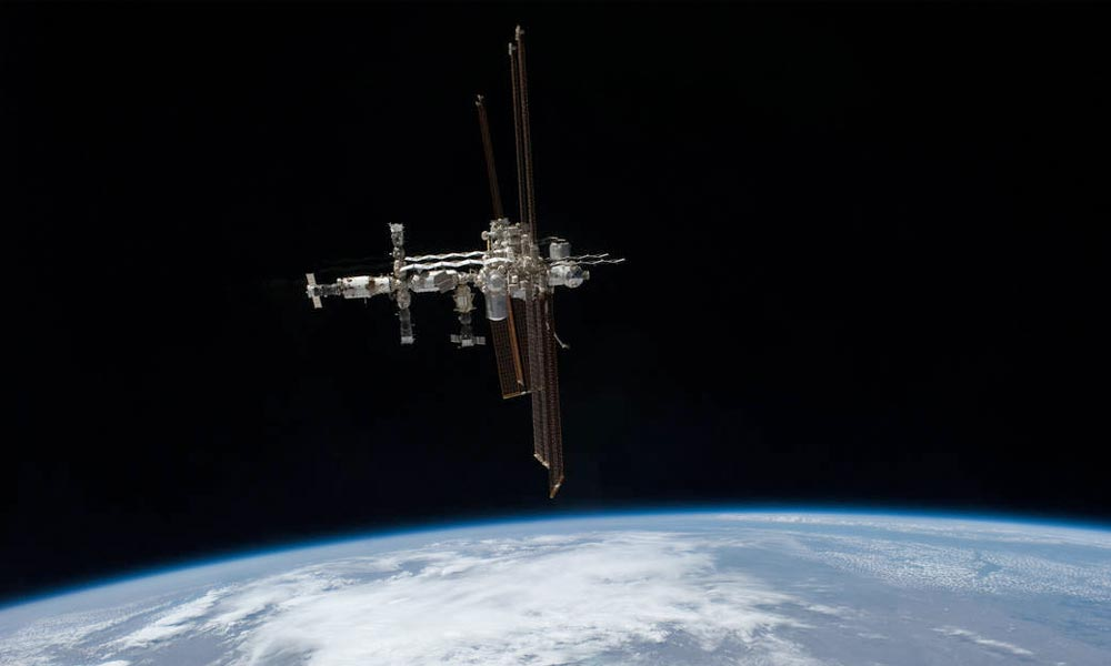 15 facts about the International Space Station