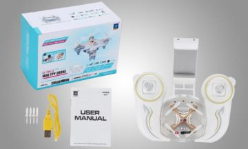 Cheerson CX-10WD Quadcopter: 10 sub R2 000 drones